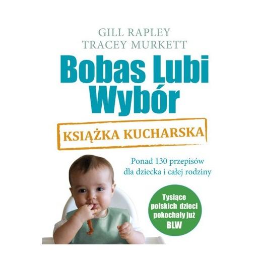 Bobas lubi wybór. Książka kucharska / Mamania