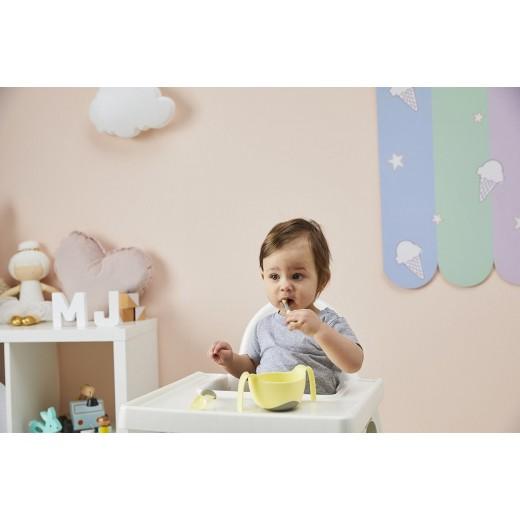 Pierwsze sztućce dla niemowląt, Gelato Banana Split, b.box