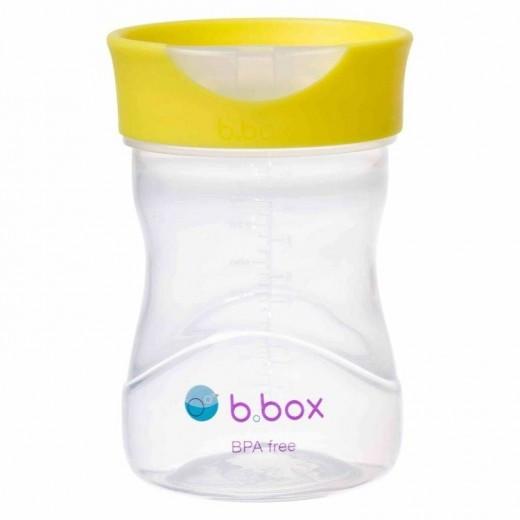 Kubek treningowy 240 ml, cytrynowy, b.box