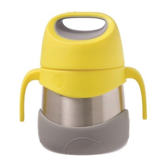 Termos na jedzenie 335 ml, Lemon Sherbet, b.box