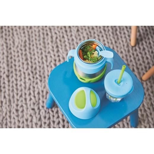 Termos na jedzenie 335 ml, Ocean Breeze, b.box