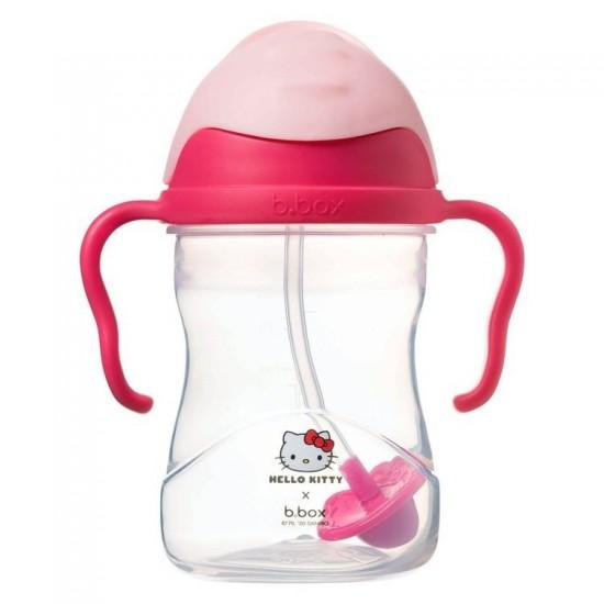 Bidon ze słomką 240 ml, Hello Kitty Pop Star, b.box
