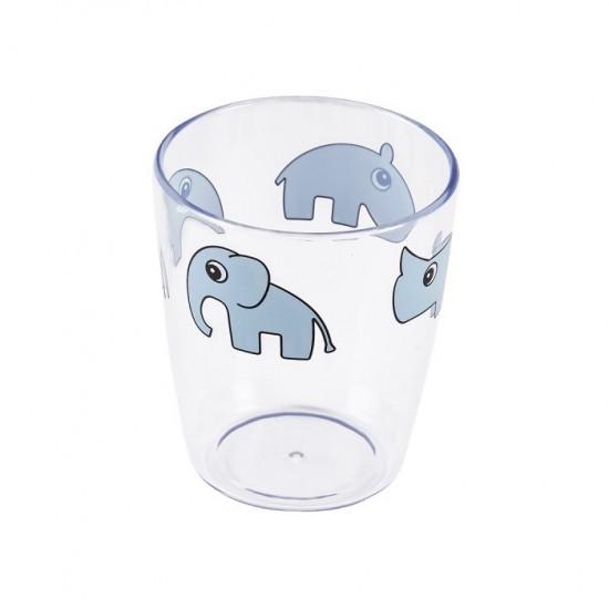 Done by Deer Yummy Kubek Mini Glass Blue