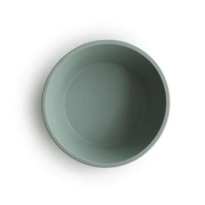 Mushie - miseczka silikonowa Cambrige Blue