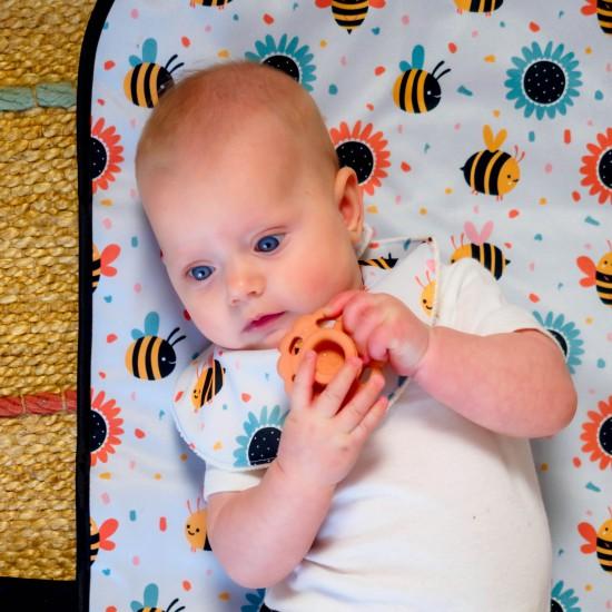 Mata do przewijania, Bee Happy